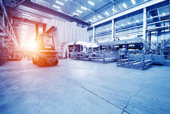 Speed and Velocity - Forklift Facility Management